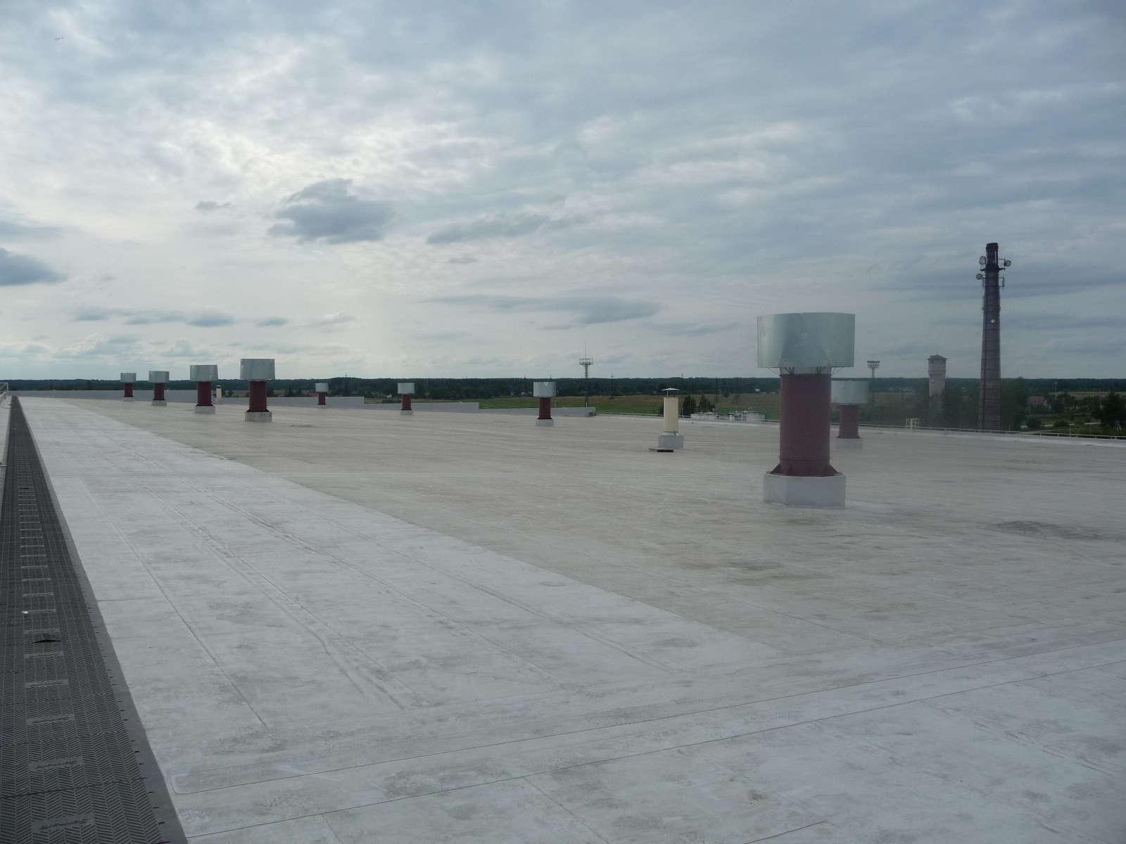 Вентиляционные изделия на объекте - Завод БАСТИОН