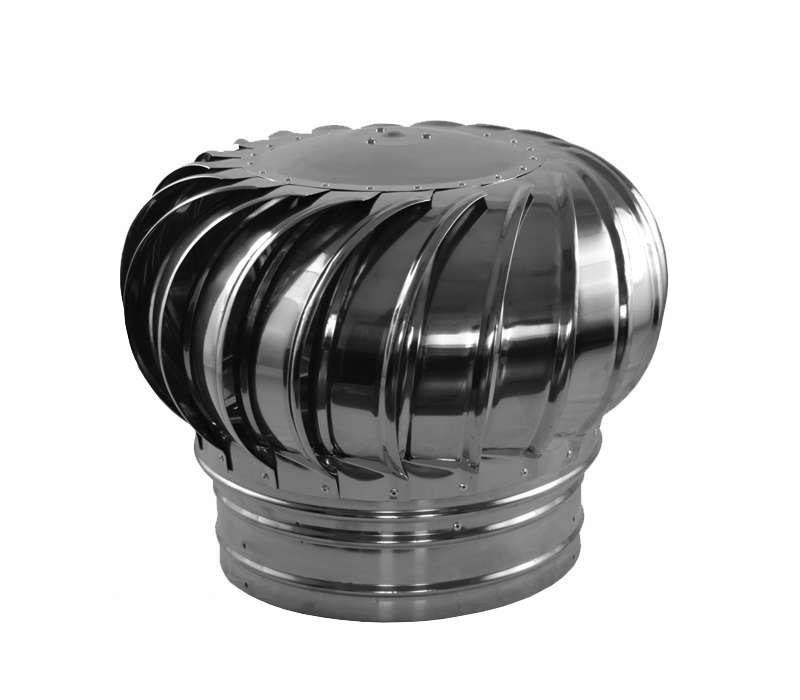 Дефлектор вентиляционный вращающийся своими руками