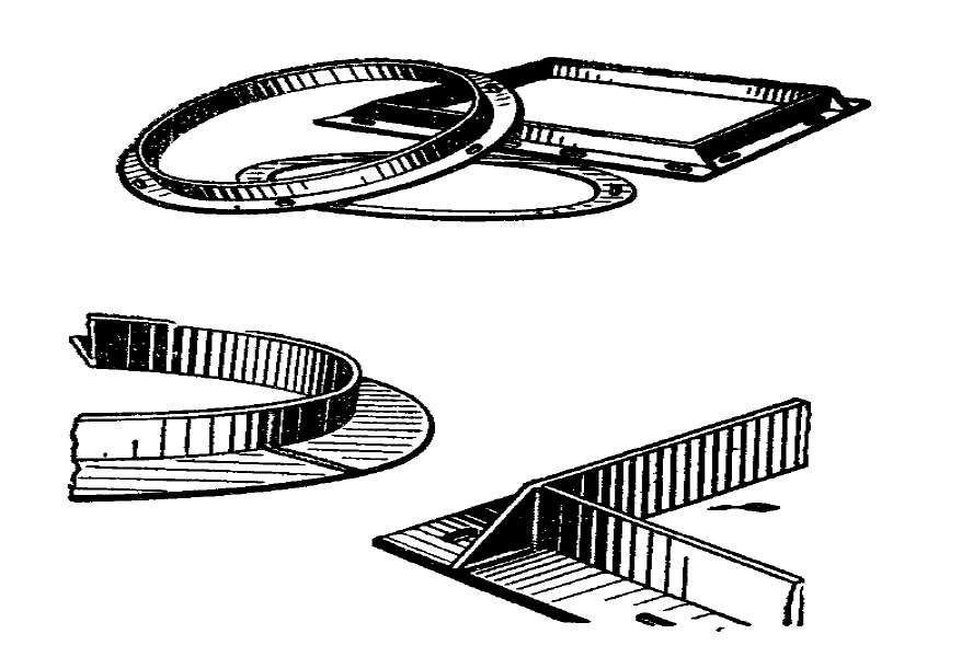 Фланцевые соединения воздуховодов вентиляции